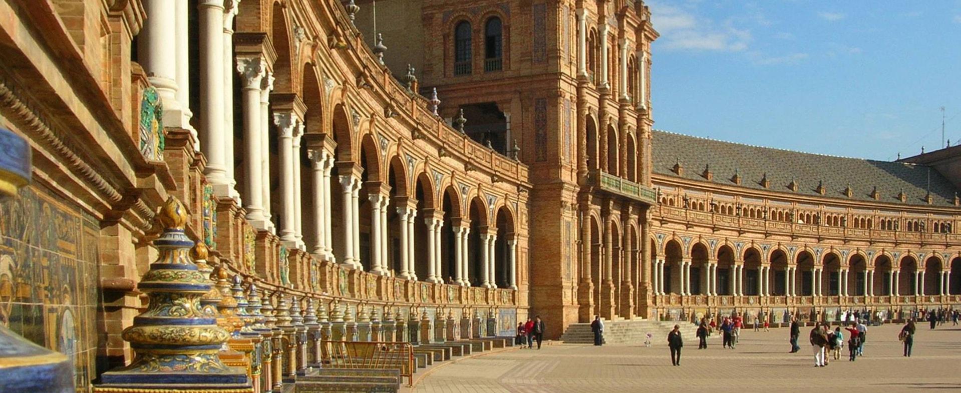 Направления Испания